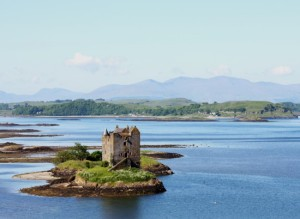 Castle Stalker View