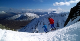 glencoe ski photo