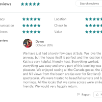 Reviews of Sula