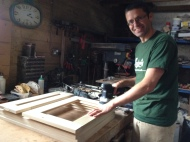 Tom of corriewoodworking.com