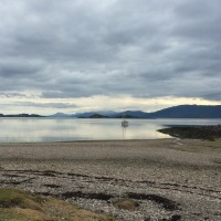 Renting dinghies and canoes at Ballachulish