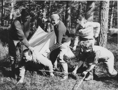Hi Osprey camp